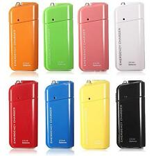 AA Battery USB Power Bank Charger Case for Cell Phone iPhone 4s 5 5S Samsung HTC