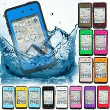 Dirt Proof Waterproof Shockproof Durable Case For Apple iPod Touch 4 4G 4th Gen