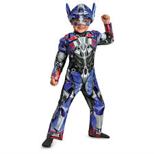Transformers 4 Age of Extinction Optimus Prime Toddler Child Muscle Costume