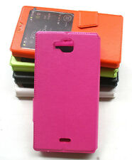 1x Flip Leather Case  Cover For BLU Studio 5.5S  D630u