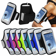 Universal Adjustable Gym Workout Neoprene Armband Carrying Case Phone Cover