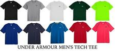 Under Armour Men's UA Tech Short Sleeve T-Shirt 1228539 Multiple Colors & Sizes