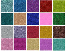 LARGE 10g Bulk Packs Extra Ultra Fine Glitter Nail Art Tip Body Craft Wholesale