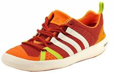 Adidas Climacool Boat Lace Chili/Chalk/Solar Slime Fashion Sneaker Water Shoes