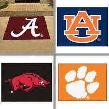 """Choose Your NCAA College A-C Team 34x45"""" All-Star Area Rug Floor Mat by Fan Mats"""