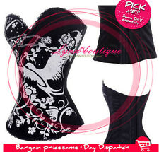 Silve Phoenix hook up Wonmens corset top sexy club party wear soft material