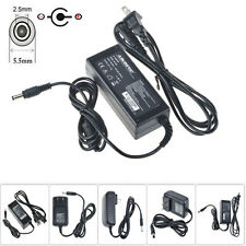 12V 6A 5A 3A 2A 1A 5.5mmx2.5mm AC-DC Power Supply Cord Adapter Charger PSU Mains