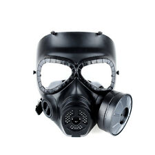 M04 Airsoft Paintbal Dummy Gas Mask Fan for Cosplay Protection Zombie soldier