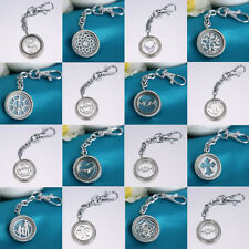 2014 New style 30mm Floating Charms Living Memory Locket Charm pendant Keychain