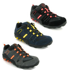 Mens Lightweight Steel Toe Cap Safety Trainers Work Shoes Size 8-12 New