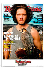 Rolling Stone Kit Harington Game Of Thrones Cover Maxi Wall Poster New