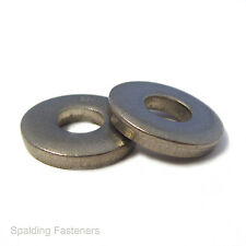 Metric A2 Stainless Steel Extra Thick Flat Spacer Washers - M3 to M12