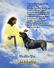 Download & Print Your Personalized Pet Memorial Picture-Save Money-Download Only