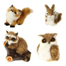 3405157 One Animal Ornament Fox Bunny Raccoon or  Owl Woods Nature Christmas