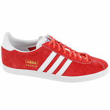 Adidas Gazelle OG Red Womens Trainers