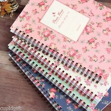 Pour Vous Blooming Spring Line Free Note Book Journal Scrap Cute Korea Organizer