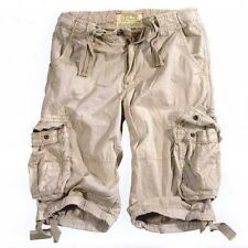 Alpha Industries Jet Cargo Short bone white sand aus der NEUESTEN KOLLEKTION !!