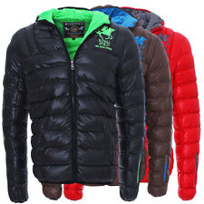 Geographical Norway Chelsea Herren Winterjacke Steppjacke Jacke