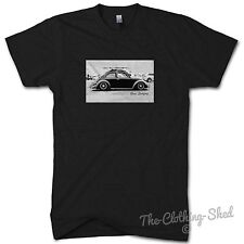GONE SURFING T SHIRT HIPPIE BEETLE SURF HIPSTER FRESH NEW TOP MEN WOMEN GIRLS