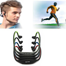 HOT!Sport Wireless Headset Headphone Earphone MP3 Music Player Micro TF SD Slot