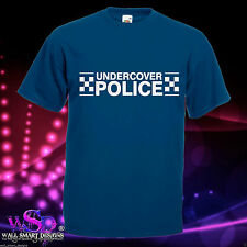 Personalised Men's Undercover Police Cops Stag Do Party Night T-Shirt Holiday