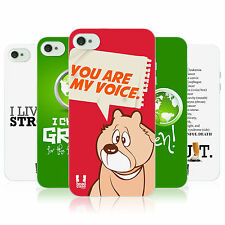HEAD CASE VARIOUS ADVOCACIES TPU SKIN BACK CASE COVER FOR APPLE iPHONE 4