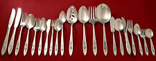 Oneida Community MY ROSE Stainless Glossy Silverware Flatware Pieces YOUR CHOICE