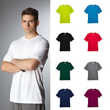 New Balance Mens Short Sleeve Athletic Workout T-Shirt Ndurance Sizes S-3XL 7118