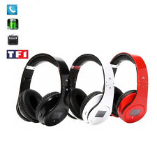 Wireless Stereo Bluetooth Headphone for Mobile Cell Phone Laptop PC Tablets New