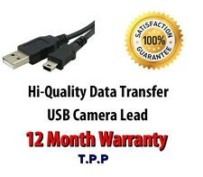 *NEW* USB Camera Camcorder Cable Lead Select Your Make & Model In Advert