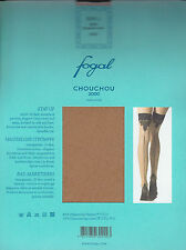 Fogal Chouchou Stay up, sheer, Cuban heel, Made for the movie Gatsby
