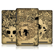 HEAD CASE DOODLE SKULL SNAP-ON BACK COVER FOR ASUS GOOGLE NEXUS 7