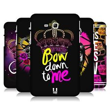 HEAD CASE CROWN REBEL SNAP-ON BACK COVER FOR SAMSUNG GALAXY TAB 3 LITE 7.0 T111