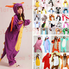 2014 Hot Unisex Adult Pajamas Kigurumi Animal Christmas Onesie Cosplay Costume