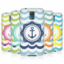 HEAD CASE SEAFARER GEL SKIN BACK CASE COVER FOR SAMSUNG GALAXY S5