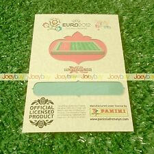 EURO 2012 MASTER OR TOP MASTERS CARD PANINI ADRENALYN XL 12