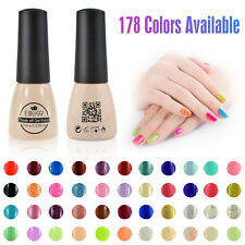 Elite99 UV LED Gel Nail Polish Bling Colors Soak Off Base Top Coat Manicure Gift