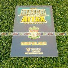 CHOOSE 08/09 EXTRA HAT-TRICK HERO OR MAN OF THE MATCH ATTAX CARD 2008 2009 MOTM