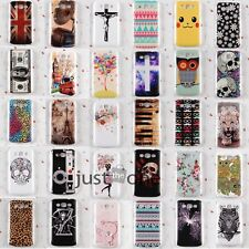 Chic Lovely Cool Pattern Back Skin Case Cover for Samsung Galaxy Win i8552 i8550