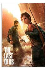 The Last Of Us Large Cover Poster New - Maxi Size 36 x 24 Inch