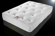 "11"" TUFTED ORTHOPAEDIC MATTRESS DOUBLE 4FT6 5FT KING SIZE DAMASK COVER"