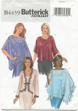 Butterick B4459 Misses Shrug & Poncho Sewing Pattern
