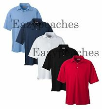 ASHWORTH Golf Mens Size S-2X 3XL 4XL Performance Wicking Pique POLO Sport Shirts