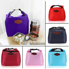 Waterproof Thermal Insulated Cooler Insulation Carry Picnic Storage Lunch Bag