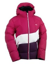 ORIG. LASSE KJUS GIRLS TWISTER DOWN JACKET Mädchen Daunen Ski Winter Jacke -20%