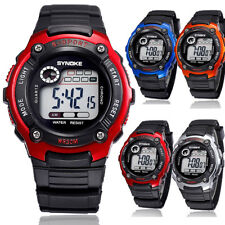 Multifunction Waterproof Child/Boy's/Girl's Sports Electronic Watch Watches USA