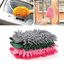 Chenille Cleaning Gloves Towels Cloths Wash Household Supplies For Car Kitchen
