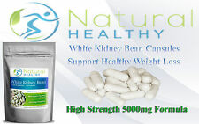 White Kidney Bean Extract Capsules weight loss capsules 5000mg high strength