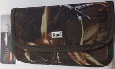 1 Reiko Leather Pouch Protective Carrying Case Note,2,3,4 OR Mega Belt Loops