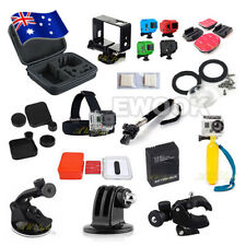 OZ  Camera Gopro Hero 3+ 3 2 1 Tripod Head Chest Monopod Mount Accessories